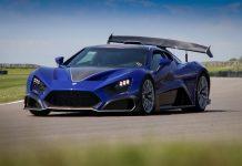 Zenvo Automotive at 2021 Goodwood Festival of Speed