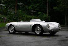 1955 Porsche 550 Spyder at RM Sotheby's Monterey Auction