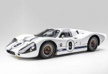 1967 FORD GT40 MARK IV,at Bonhams Quail Lodge Auction