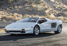 1988 Cizeta-Moroder V16T Prototype Coming to RM Sotheby's Monterey Auction