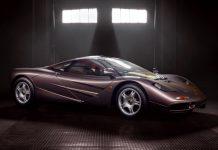 1995 McLaren F1 at Gooding & Company Pebble Beach Auction
