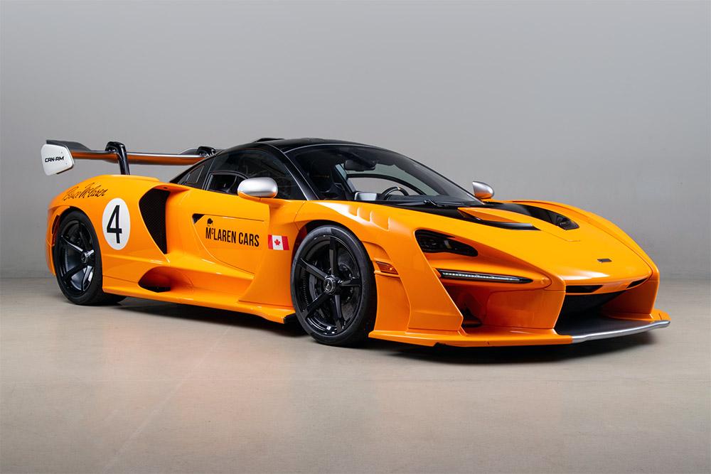 2019 McLaren Senna Can-Am for sale