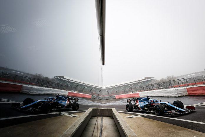 2021 Alpine F1 Silverstone British GP Preview