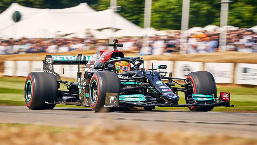 2021 Goodwood Festival of Speed Highlights