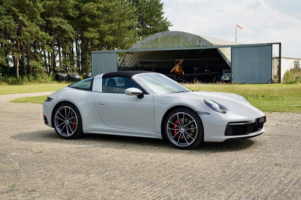 2021 Porsche 911 Targa 4S For Sale