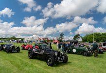 Aston Martin Heritage Festival Success