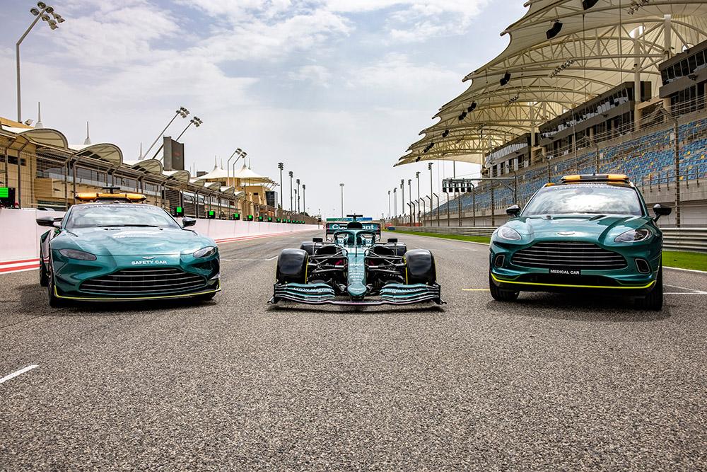 Aston Martin Valkyrie Hypercar Goodwood Festival of Speed Debut