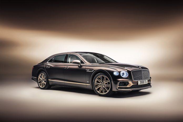 Bentley Flying Spur Odyssean edition Hybrid