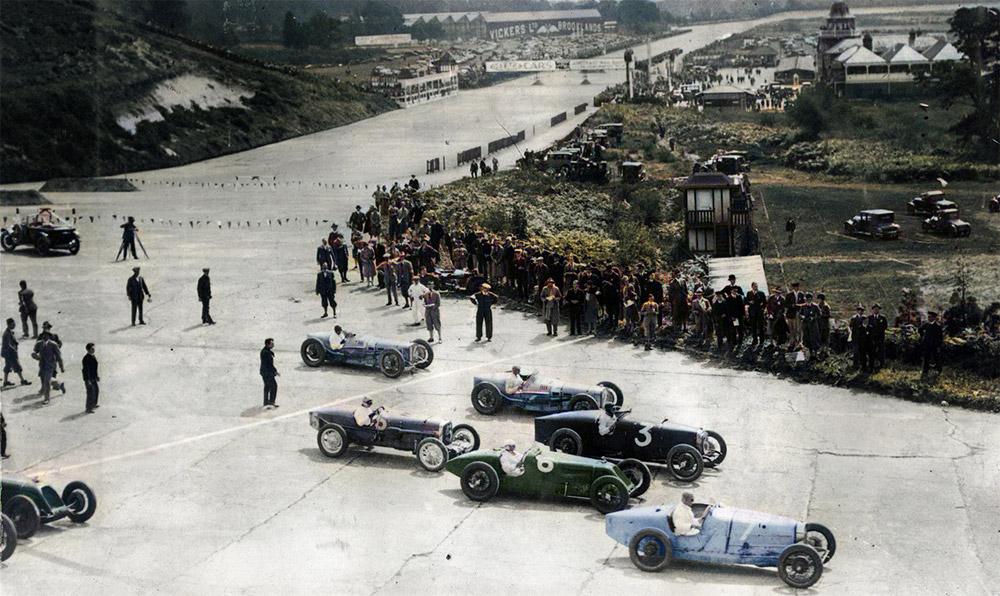Brooklands Museum to celebrate first ever British Grand Prix