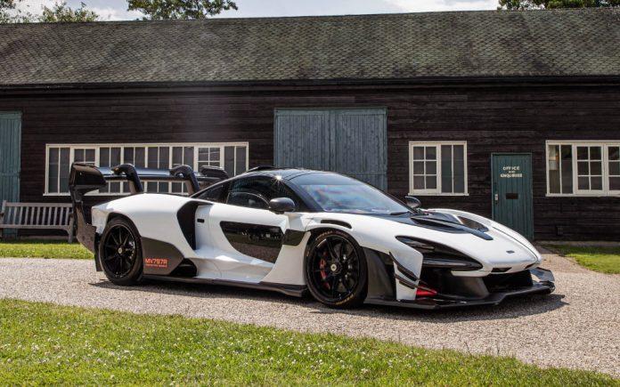 "Brooklands Museum ""Driven by Design"" supercar exhibition with McLaren Automotive"