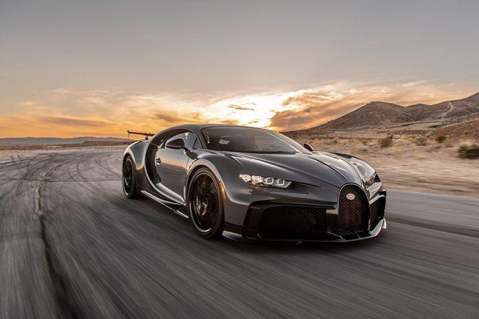 Bugatti Chiron Pur Sport a Success in the U.S