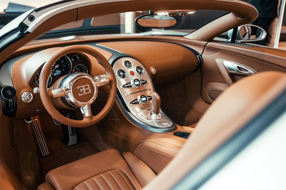 Bugatti Veyron 16.4 Grand Sport 2.1 Certification of Authenticity