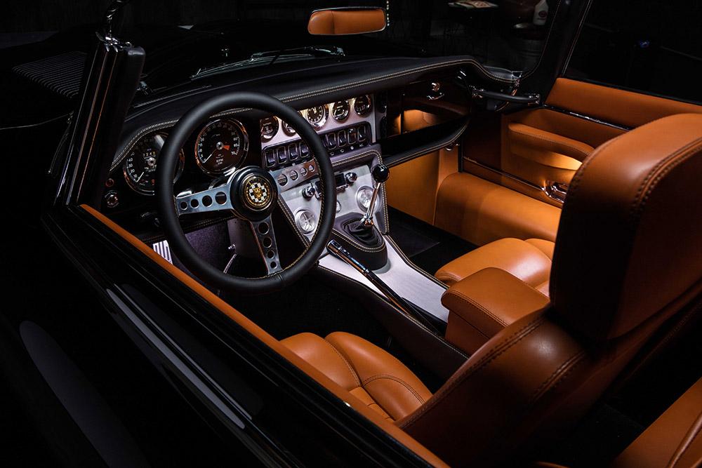 E-Type UK Unleashed Reimagined Jaguar E-Type