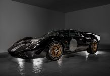 Everrati Superformance Electric Ford GT40