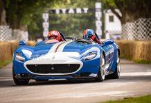Ferrari 2021 Goodwood Festival of Speed Highlights