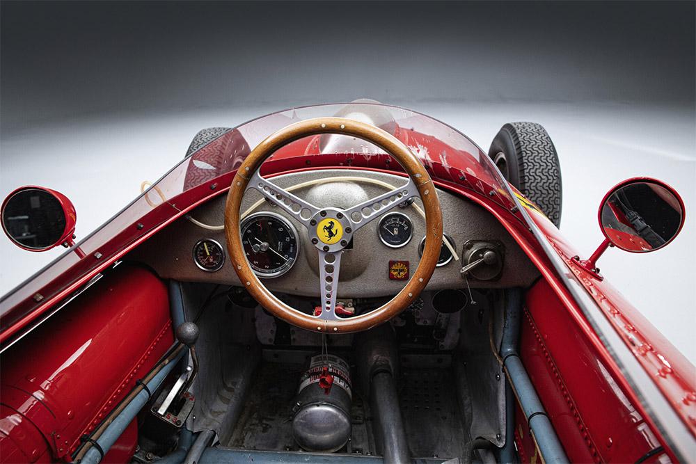 Ferrari Leads Bonhams Goodwood Festival of Speed Sale