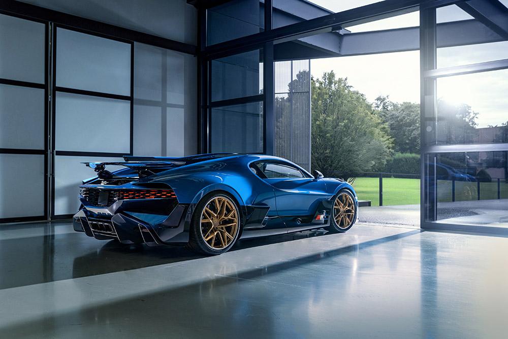 Final Bugatti Divo Delivered