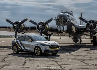 2021 Ford Mustang Mach-E at AirVenture Charity Auction Celebrating Women WWII Pilots