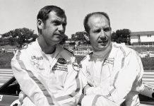 George Follmer and Parnelli Jones Co-Grand Marshals of Rolex Monterey Motorsports Reunion