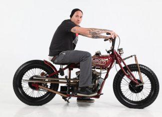 Indian Motorcycle Partners With Vintage Bike Builder Danny Schneider