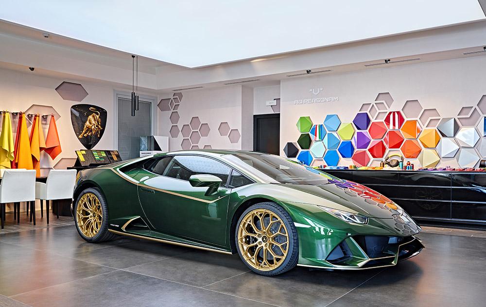 Lamborghini Huracán Mexico Edition