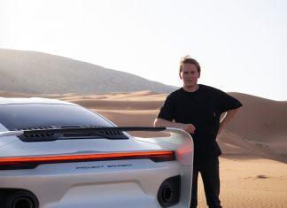 Marc Philipp Gemballa Marsien Off Road Supercar Revealed