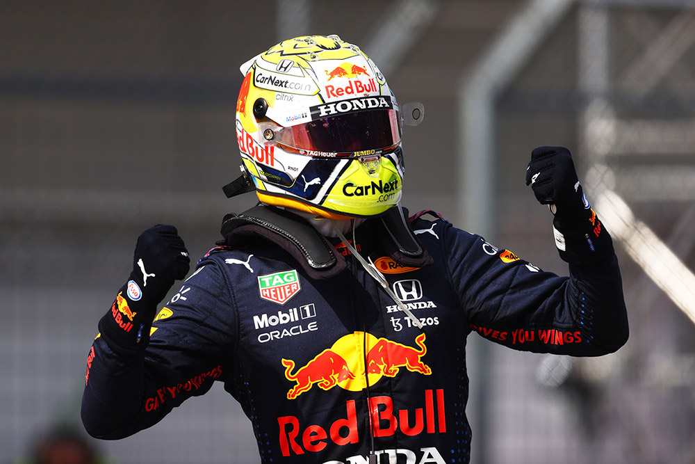 Max Verstappen Dominates F1 Austrian GP
