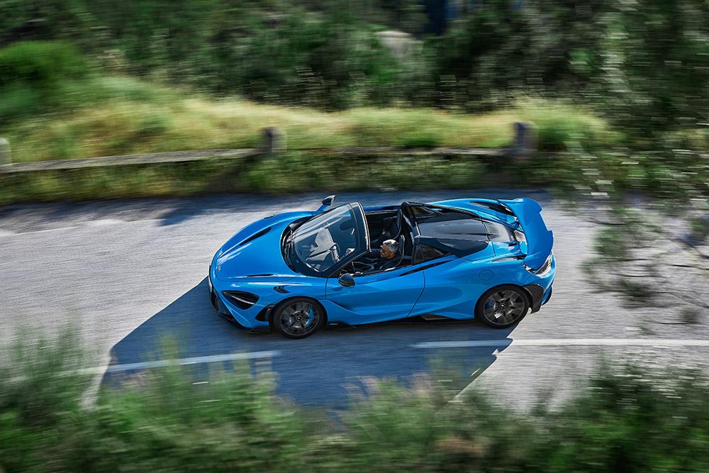 McLaren 765LT Spider Revealed