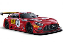 Mercedes AMG Customer Racing Spa Francorchamps