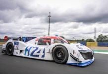 Michelin Hydrogen LMPH2G Endurance Racer at Goodwood Festival of Speed