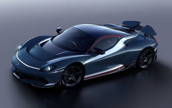 NYC Inspired bespoke Pininfarina Battista Hyper GT