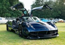 Pagani Automobili Goodwood Festival of Speed 2021 Preview