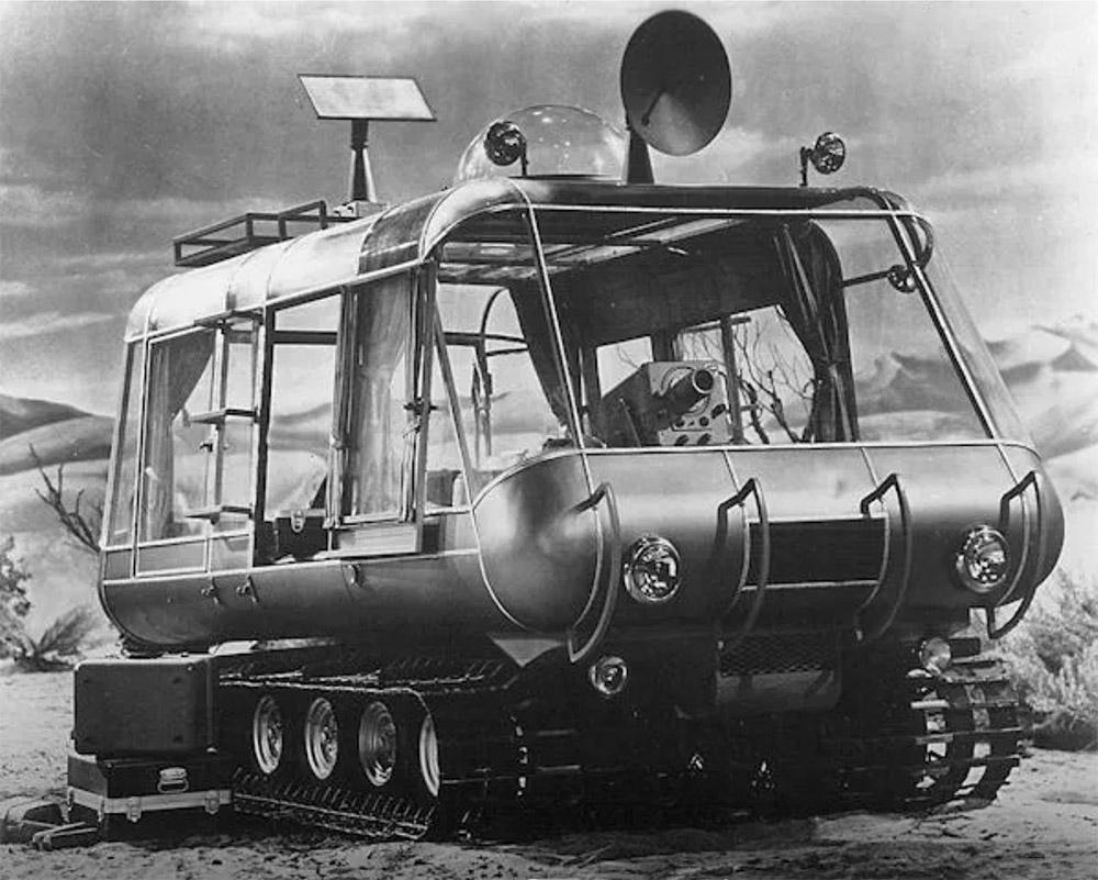 Petersen Automotive Museum ADV: Overland Exhibit
