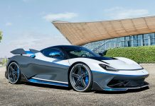 Pininfarina Battista Electric Hypercar at 2021 Goodwood Festival of Speed