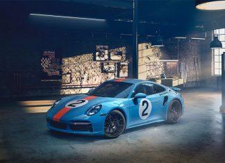 Porsche 911 Turbo S to Honour Mexico's Pedro Rodríguez