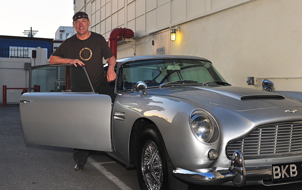 Rush Drummer Neil Peart Estate Car Collection at Gooding & Company's Pebble Beach Auctions
