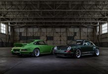 Singer returns to Goodwood Festival of Speed with DLS restorations