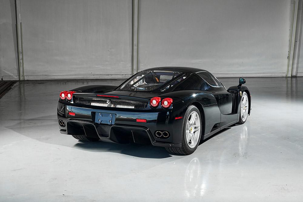 Steve Wynn 2003 Ferrari Enzo RM Sotheby's Monterey Auction
