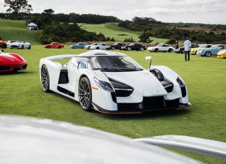 The Quail, A Motorsports Gathering Manufacturer Debuts