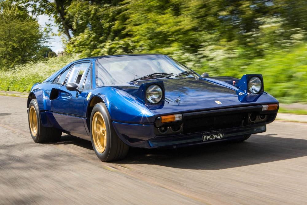 1981 Ferrari 308 GTB to FIA Group 4 Specification for sale