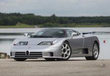 1994 Bugatti EB110 Super Sport Bonhams Zoute Sale