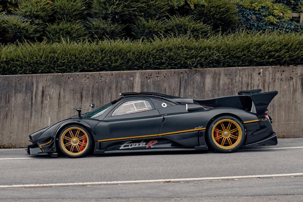 2010 Pagani Zonda R Evolution RM Sotheby's Private Sales