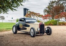 2021 Goodwood Revival 1932 Ford Gathering