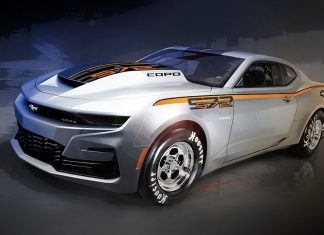 Chevrolet COPO Camaro Brings Back the Big Block for 2022