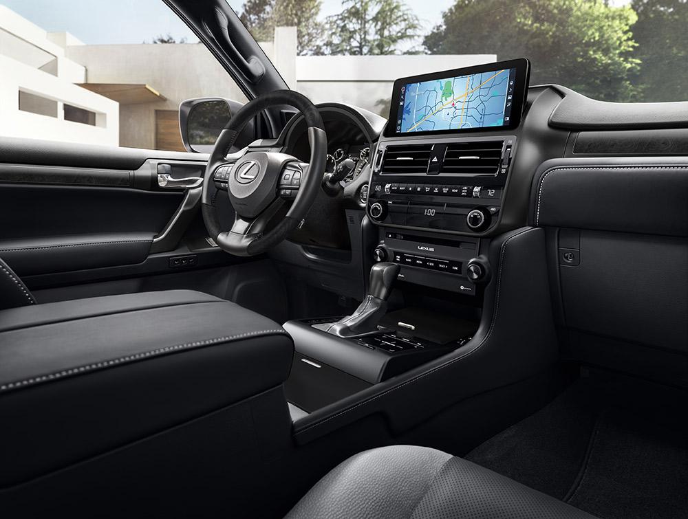 2022 Lexus GX, GX Black Line Special Edition