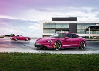 2022 Porsche Taycan Upgrades