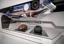 50 years of Porsche Development at Weissach museum exhibition
