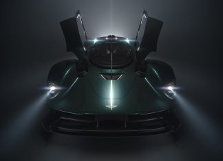 Aston Martin celebrates 70th Anniversary of first sports car in to North America at Pebble Beach Concours d'Elegance 2021