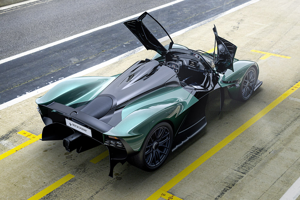 Aston Martin Valkyrie Spider