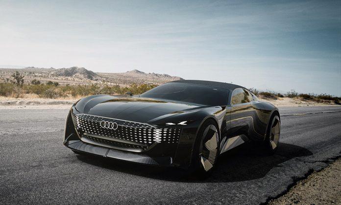 Audi Skysphere Electric Roadster Concept